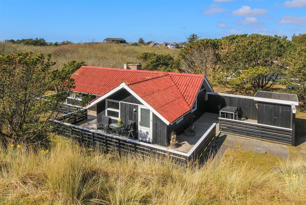 Sommerhus til 4 personer ved Fanø, Rindby Strand