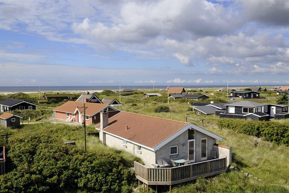 Sommerhus til 6 personer ved Fanø, Rindby Strand
