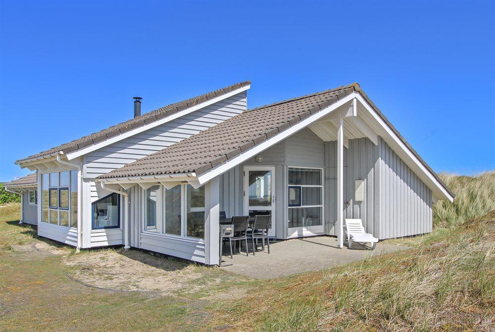 Sommerhus til 8 personer ved Fanø, Rindby Strand