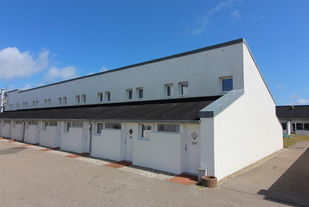 Sommerhus til 6 personer ved Tranum