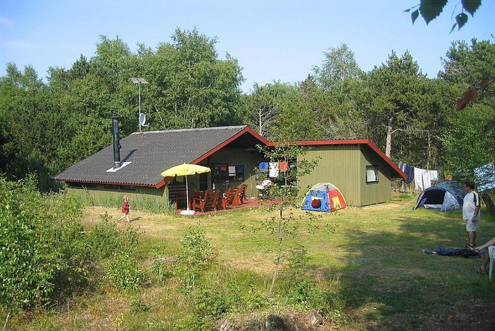 Sommerhus til 6 personer ved Læsø, Vesterø