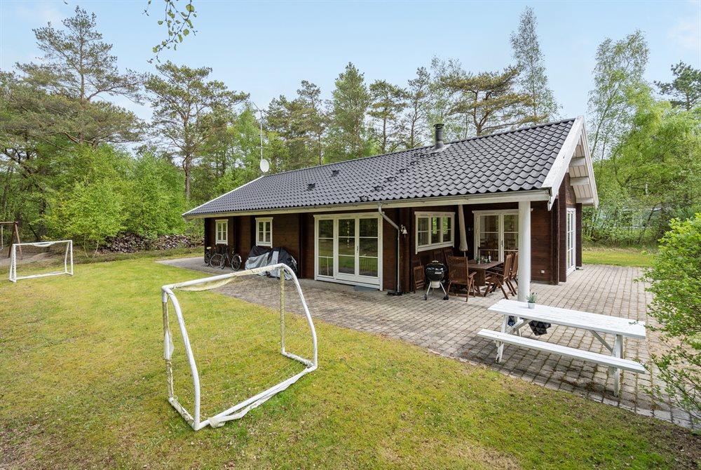 Sommerhus til 6 personer ved Læsø, Østerby