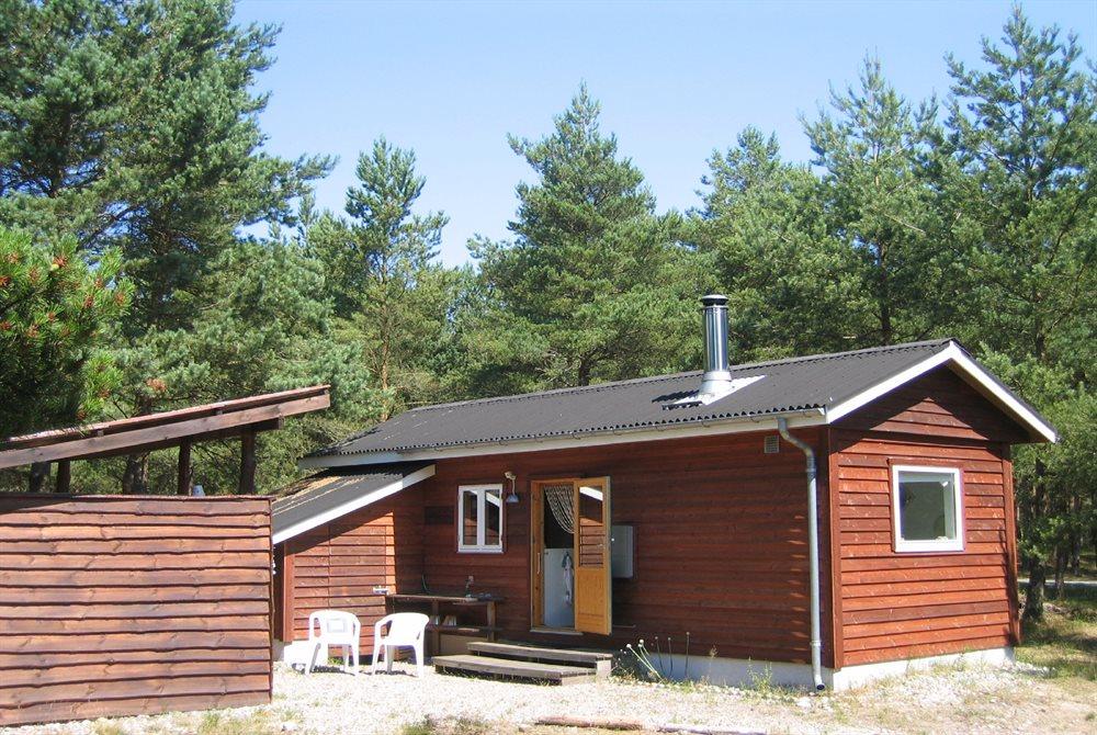 Sommerhus til 4 personer ved Læsø, Østerby