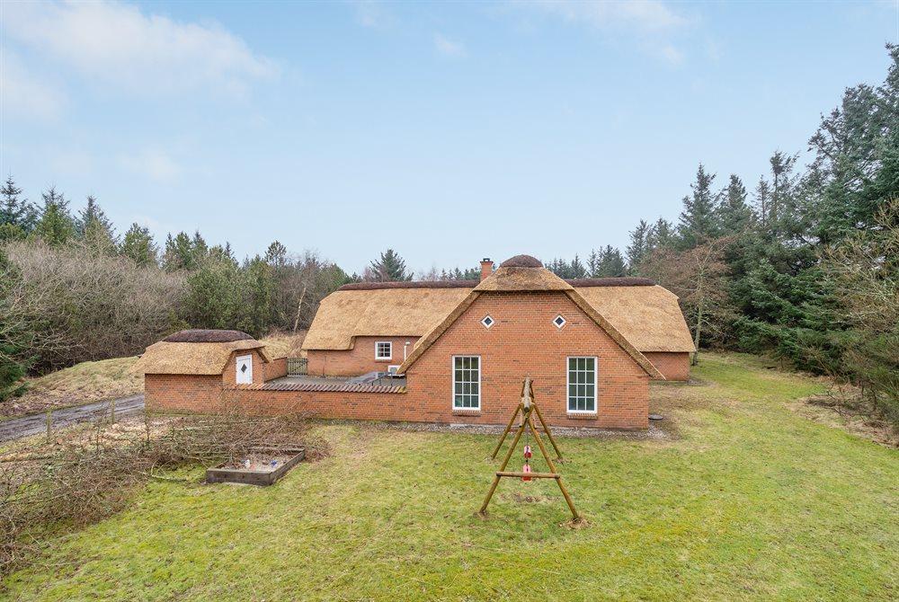 Sommerhus til 14 personer ved Vester Husby