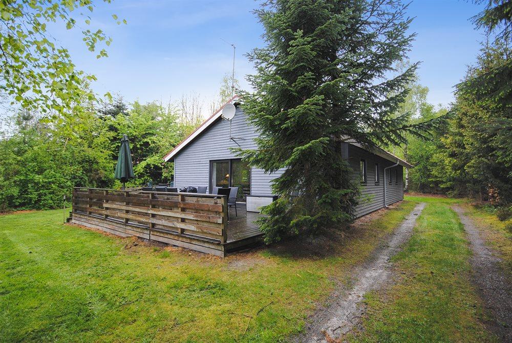Sommerhus til 11 personer ved Virksund