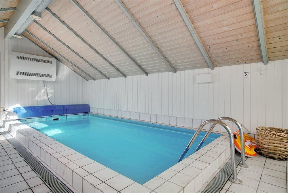 Sommerhus til 12 personer ved Nykøbing Sj.
