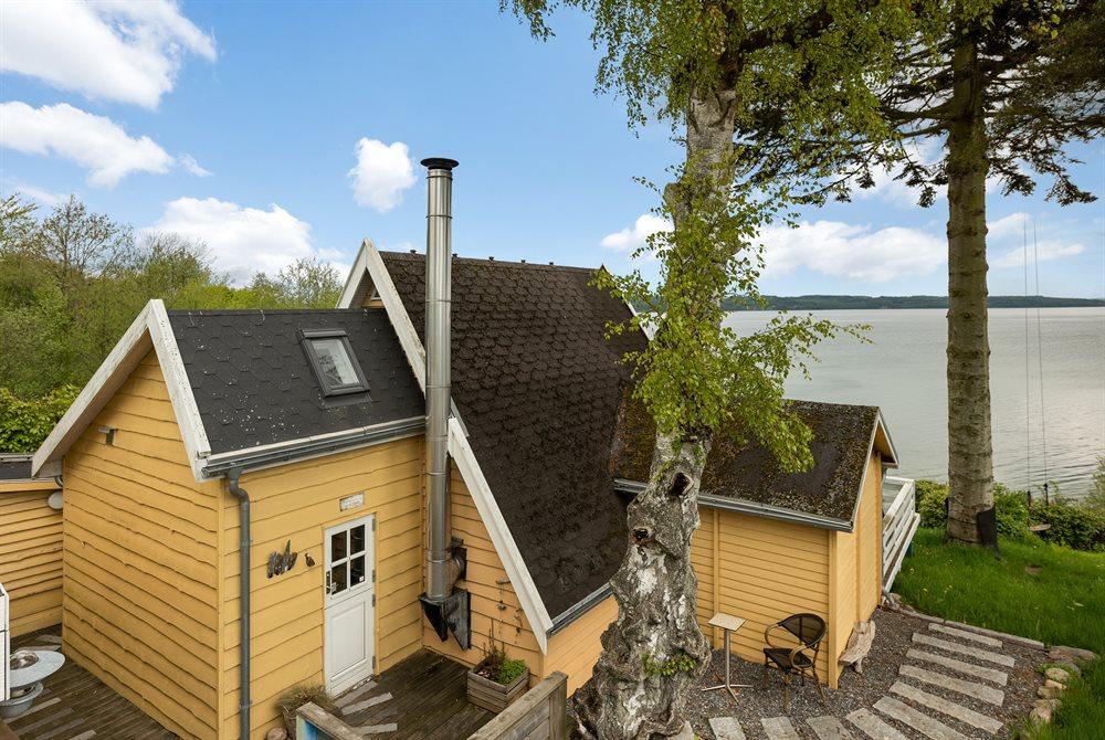 Sommerhus til 4 personer ved Hvidbjerg