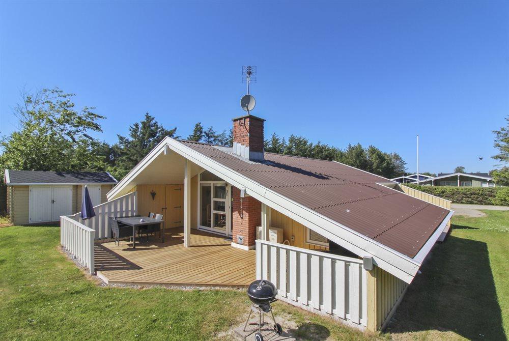 Sommerhus til 6 personer ved Grønhøj, Nordjylland