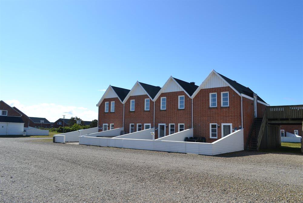 Sommerhus til 8 personer ved Rømø, Havneby