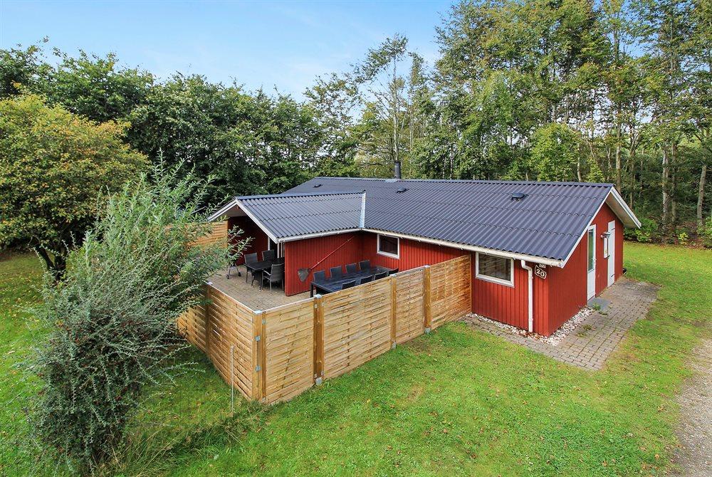 Sommerhus til 8 personer ved Arrild