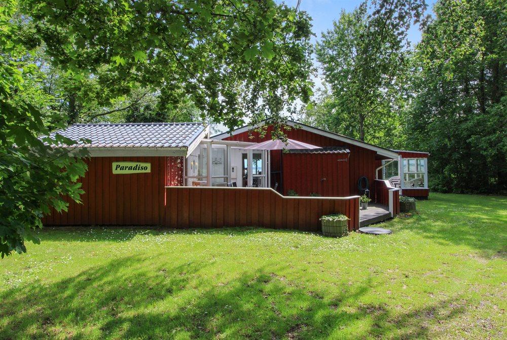 Sommerhus til 6 personer ved Gjøl