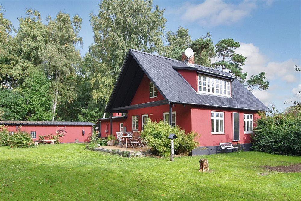 Sommerhus til 6 personer ved Boderne
