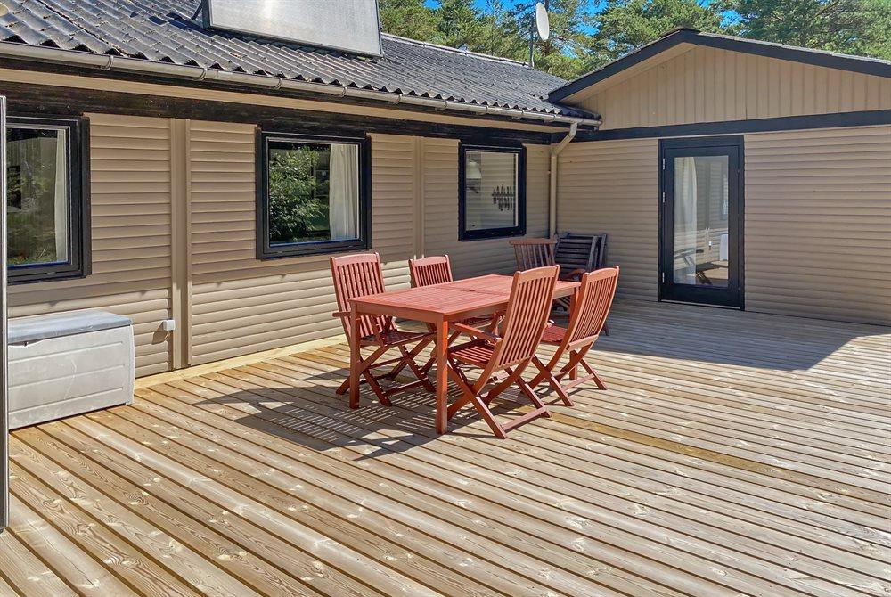 Sommerhus til 6 personer ved Dueodde