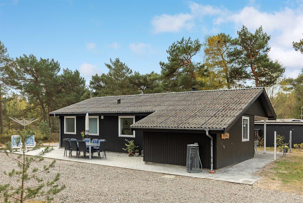 Sommerhus til 6 personer ved Balka