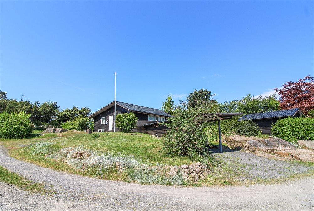 Sommerhus til 6 personer ved Sandvig