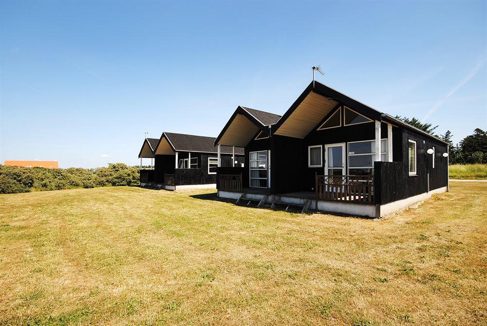 Sommerhus til 6 personer ved Rønbjerg