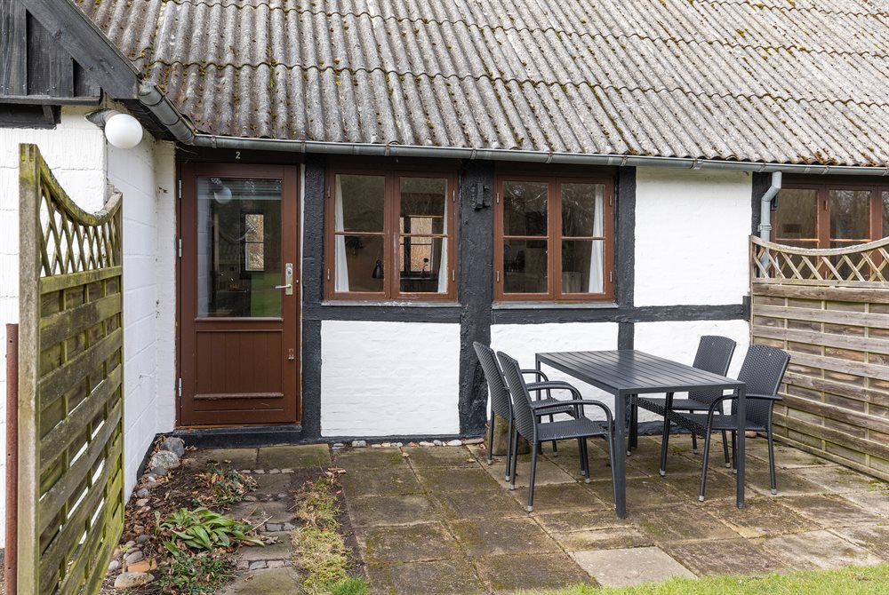 Sommerhus til 4 personer ved Rønne