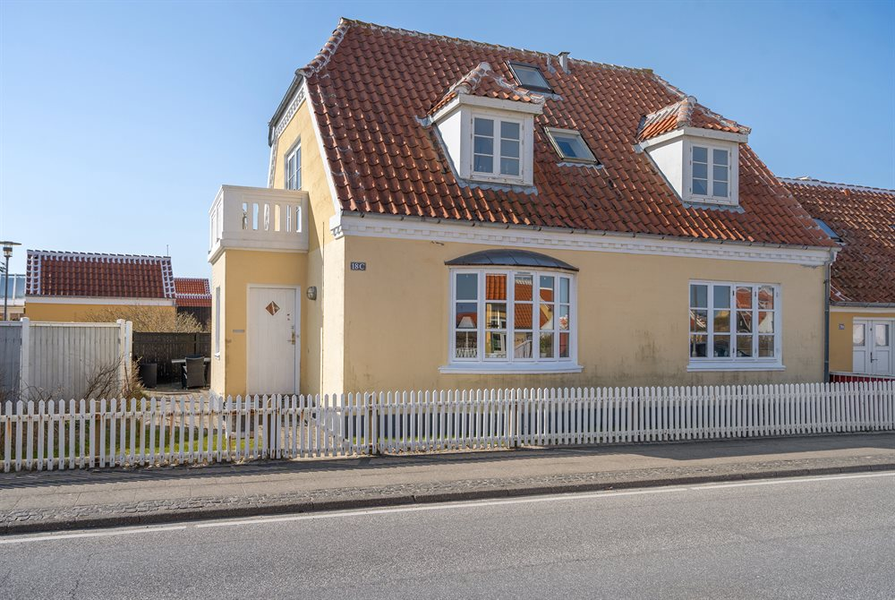 Sommerhus til 3 personer ved Gl. Skagen