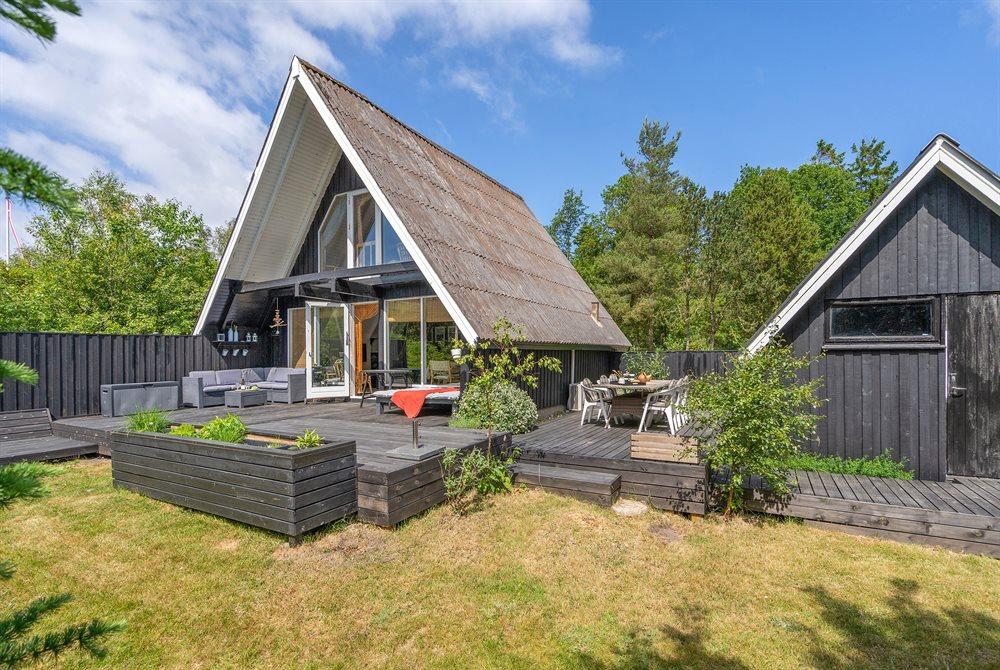 Sommerhus til 6 personer ved Ertebølle