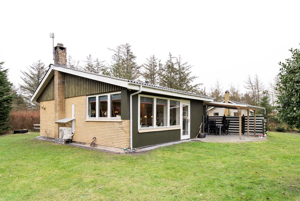 Sommerhus til 7 personer ved Lendrup