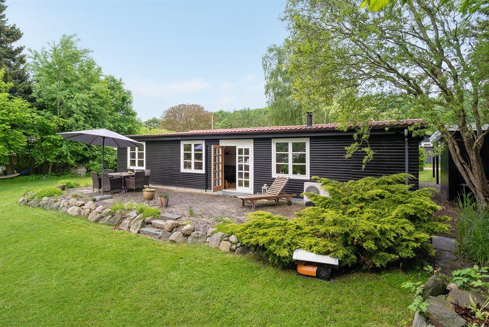 Sommerhus til 6 personer ved Tureby
