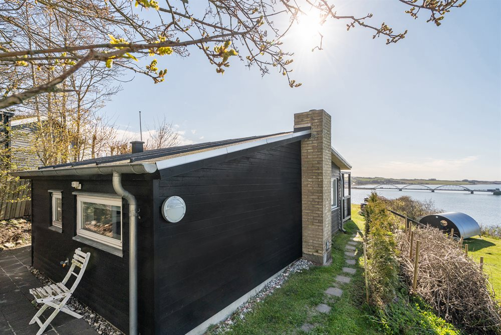 Sommerhus til 4 personer ved Vilsund