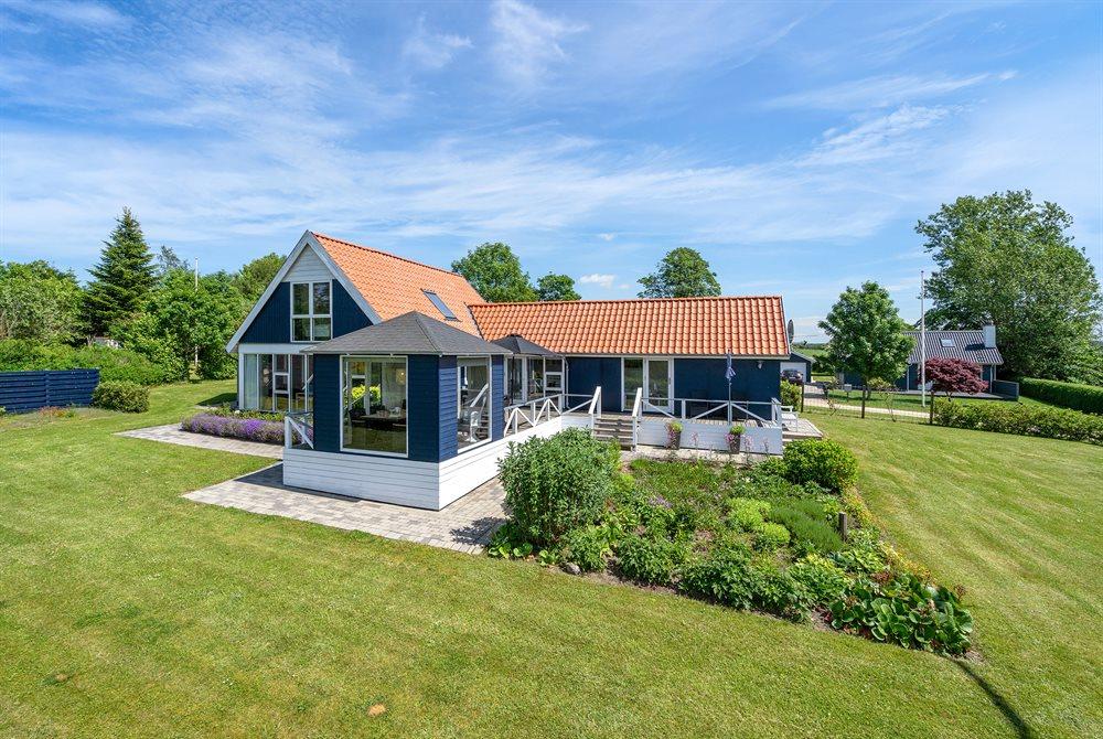 Sommerhus til 6 personer ved Hjarbæk