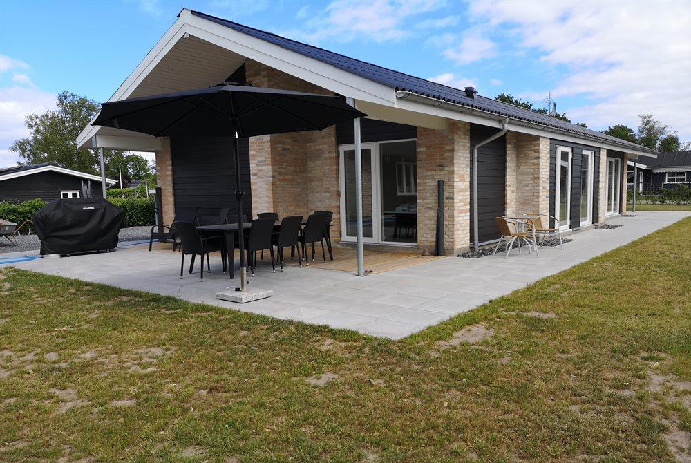 Sommerhus til 8 personer ved Øster Hurup