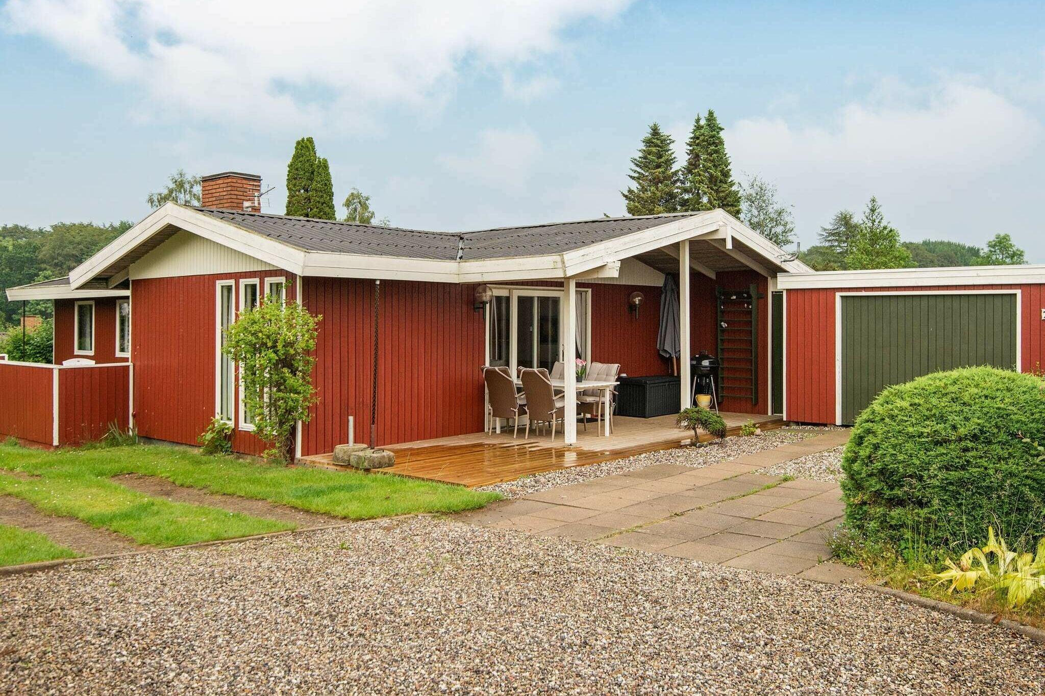 Sommerhus til 8 personer ved Egernsund