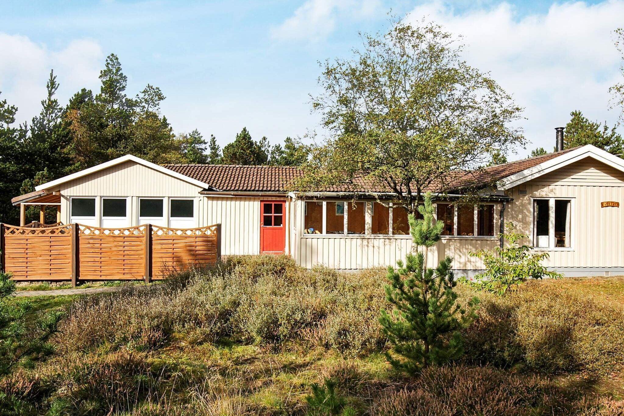 Sommerhus til 8 personer ved Oksbøl