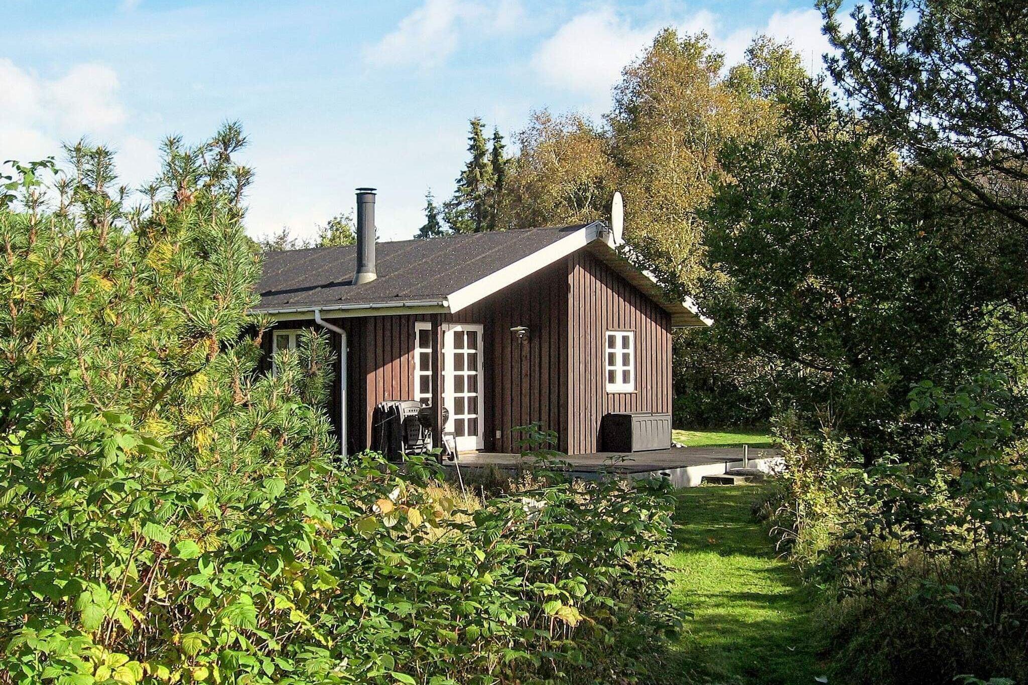 Sommerhus til 5 personer ved Aabybro