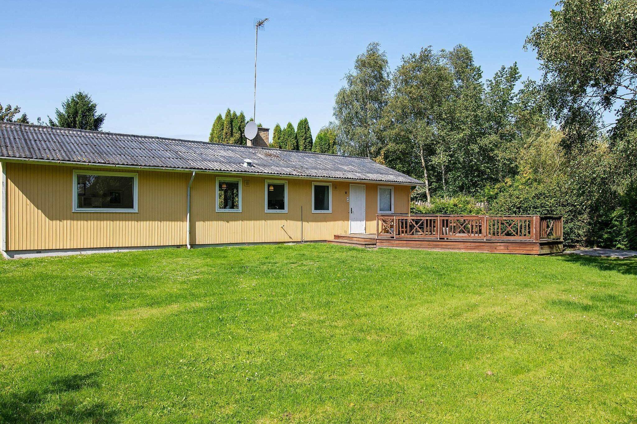 Sommerhus til 6 personer ved Vig