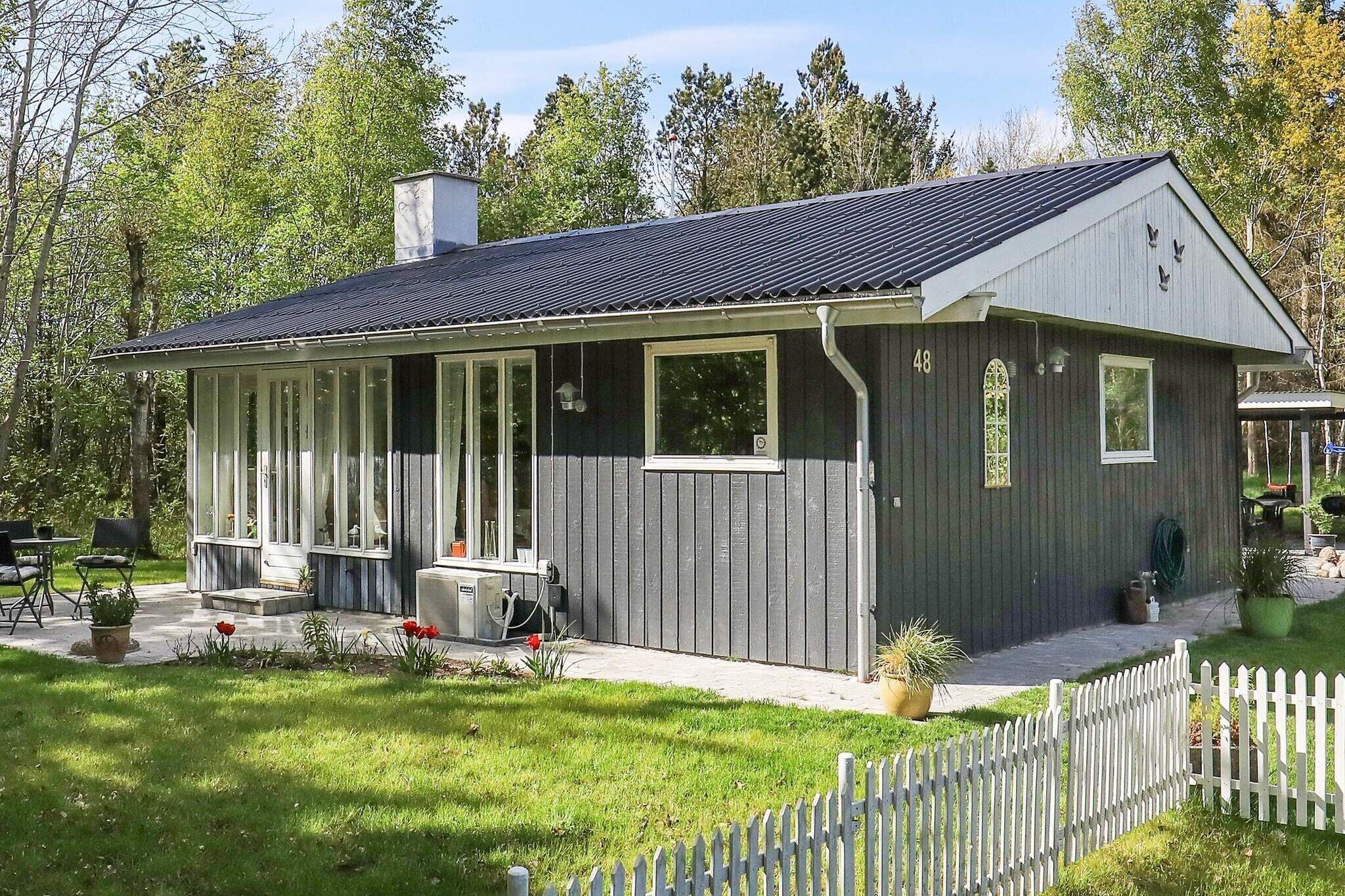 Sommerhus til 4 personer ved Løgstør