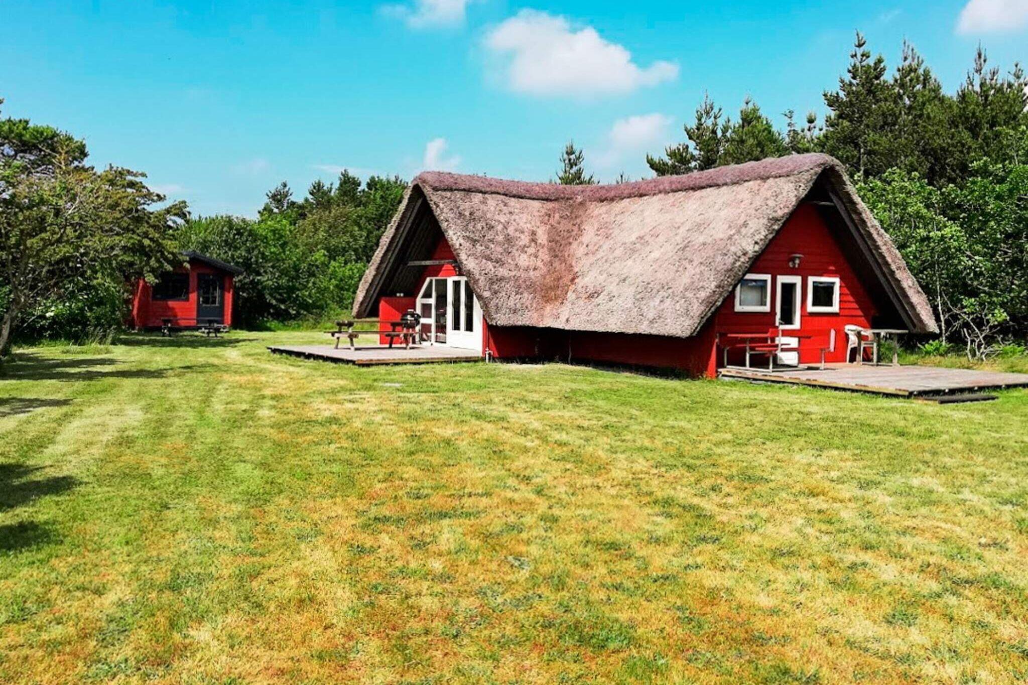Sommerhus til 6 personer ved Rømø