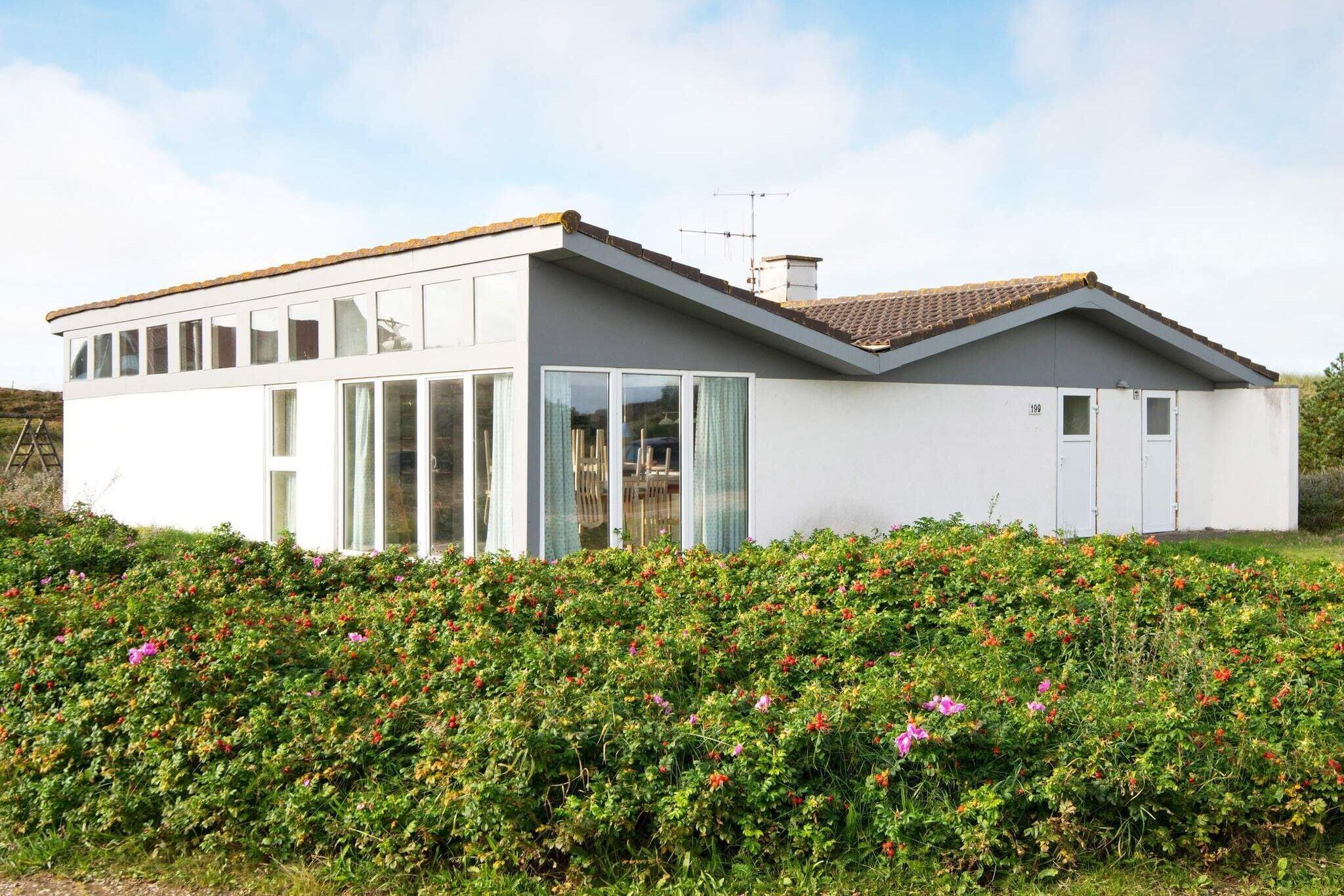 Sommerhus til 10 personer ved Hvide Sande