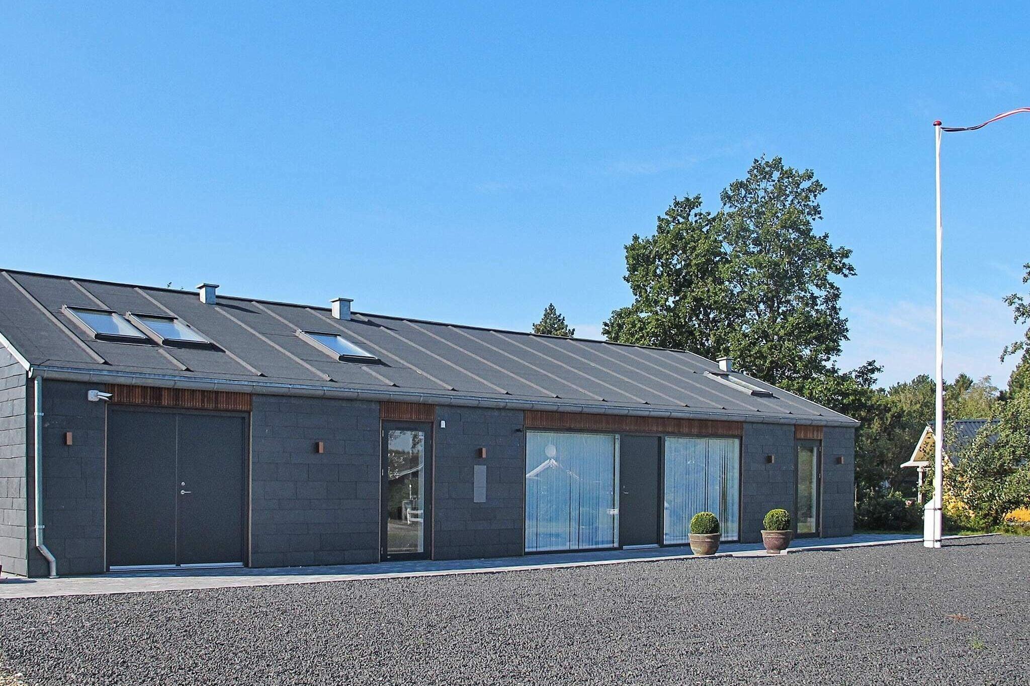 Sommerhus til 9 personer ved Dannemare