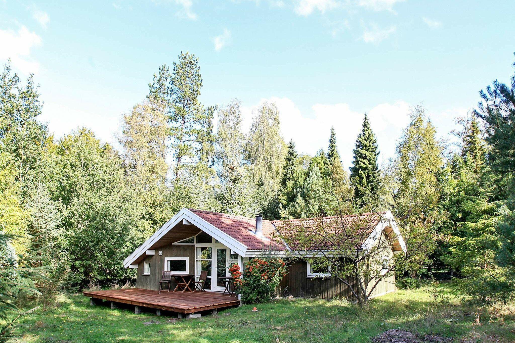 Sommerhus til 7 personer ved Rørvig