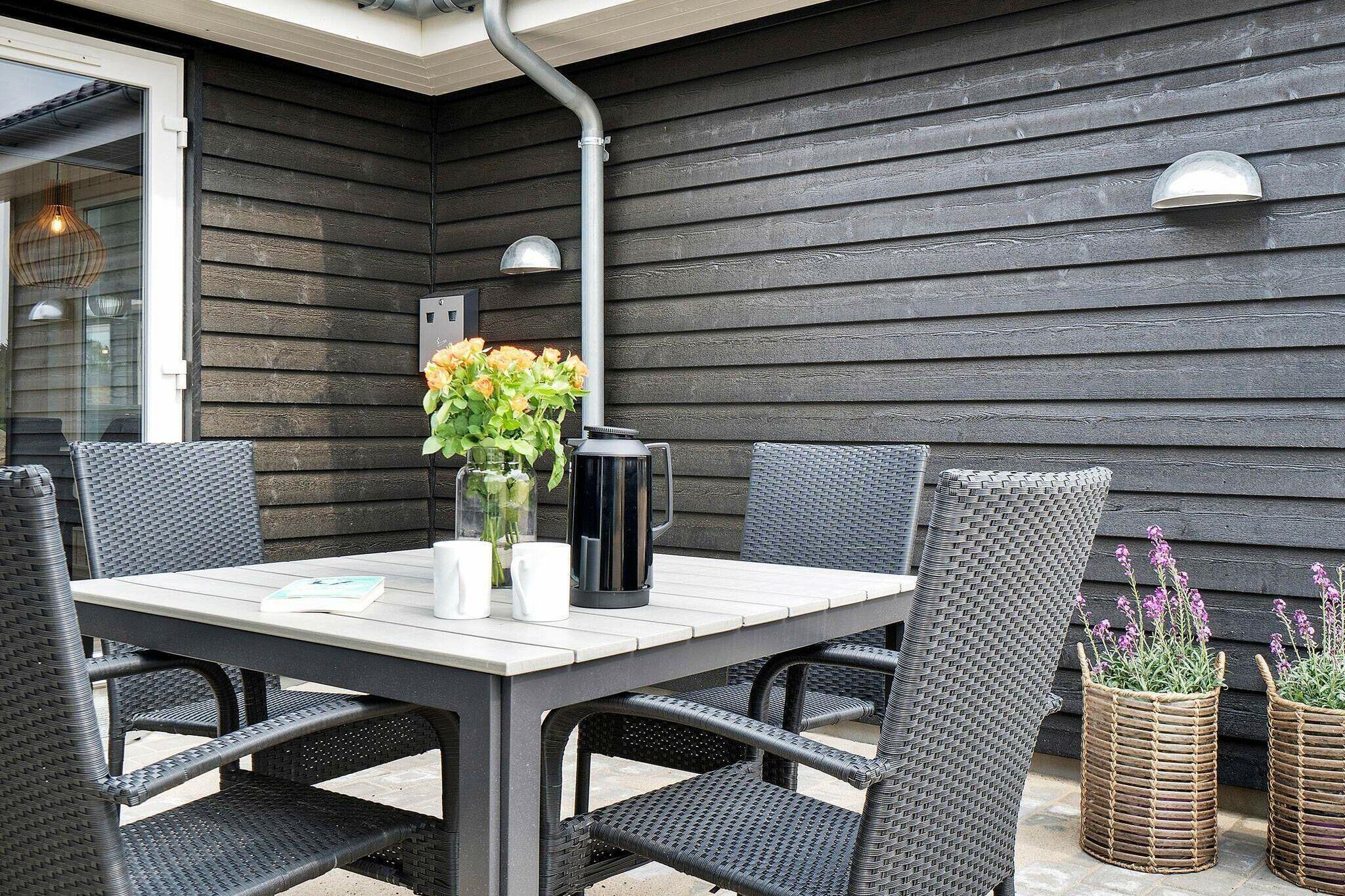 Sommerhus til 20 personer ved Nørre Nebel