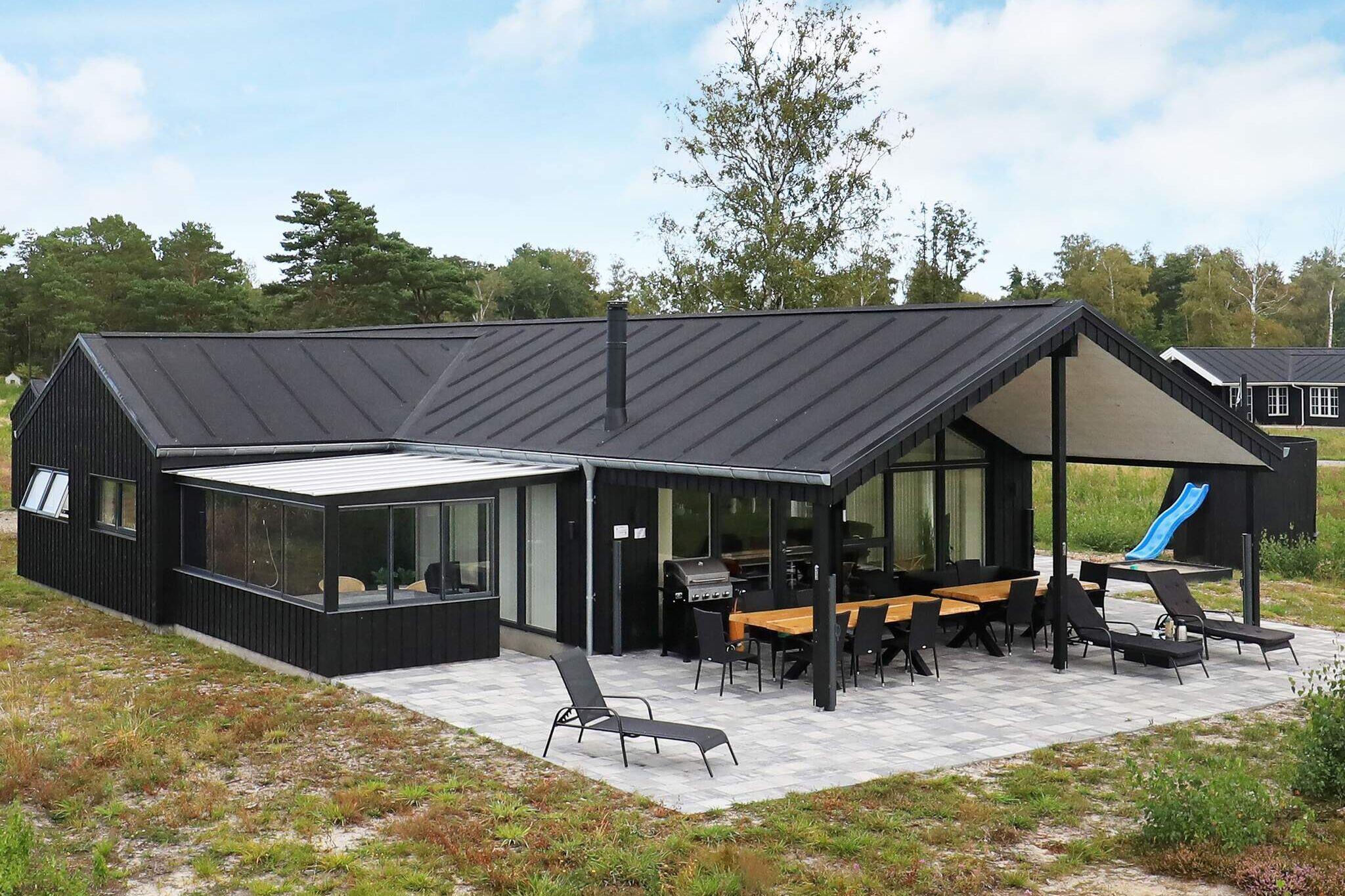 Sommerhus til 14 personer ved Læsø