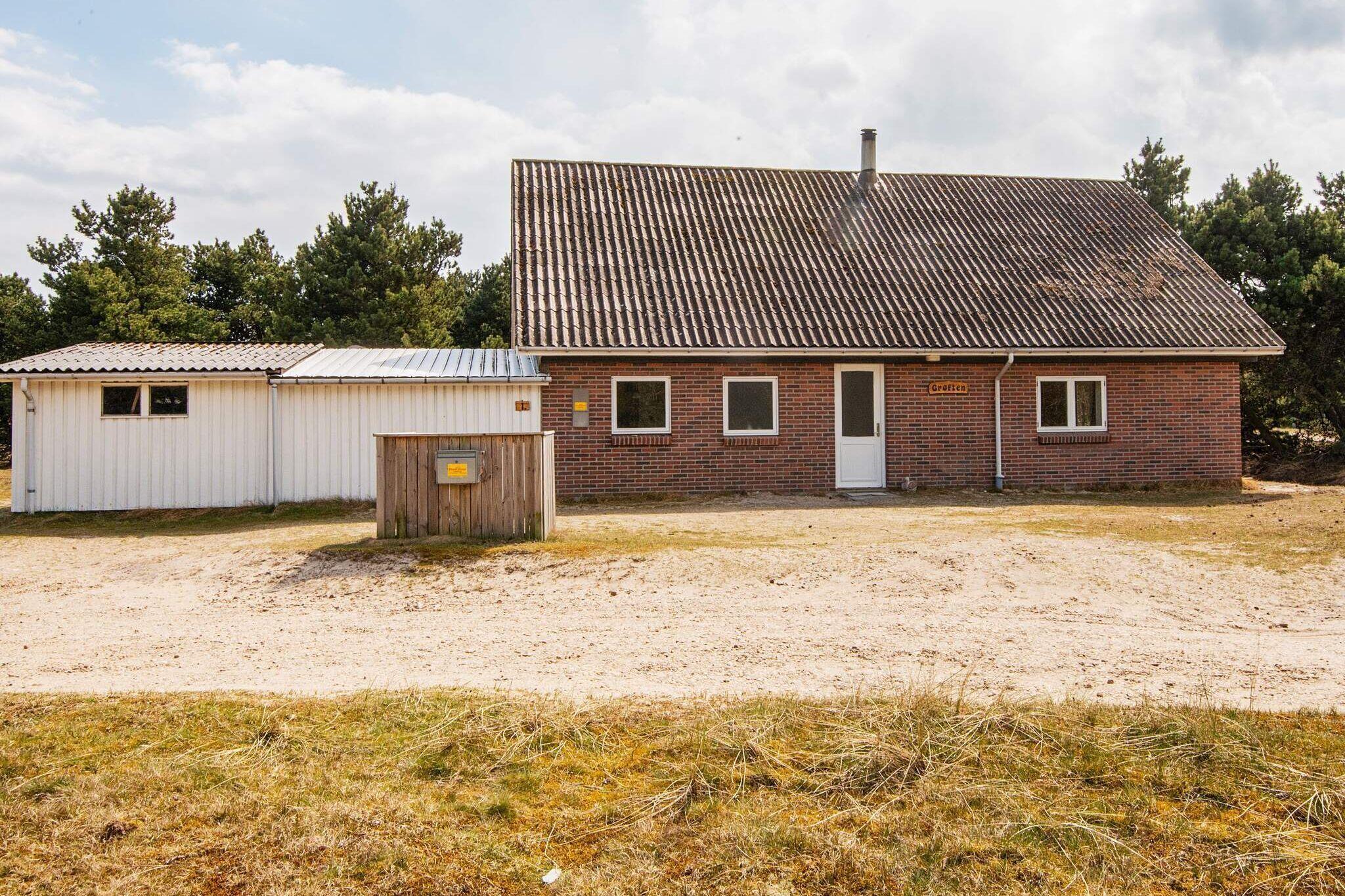 Sommerhus til 9 personer ved Fanø