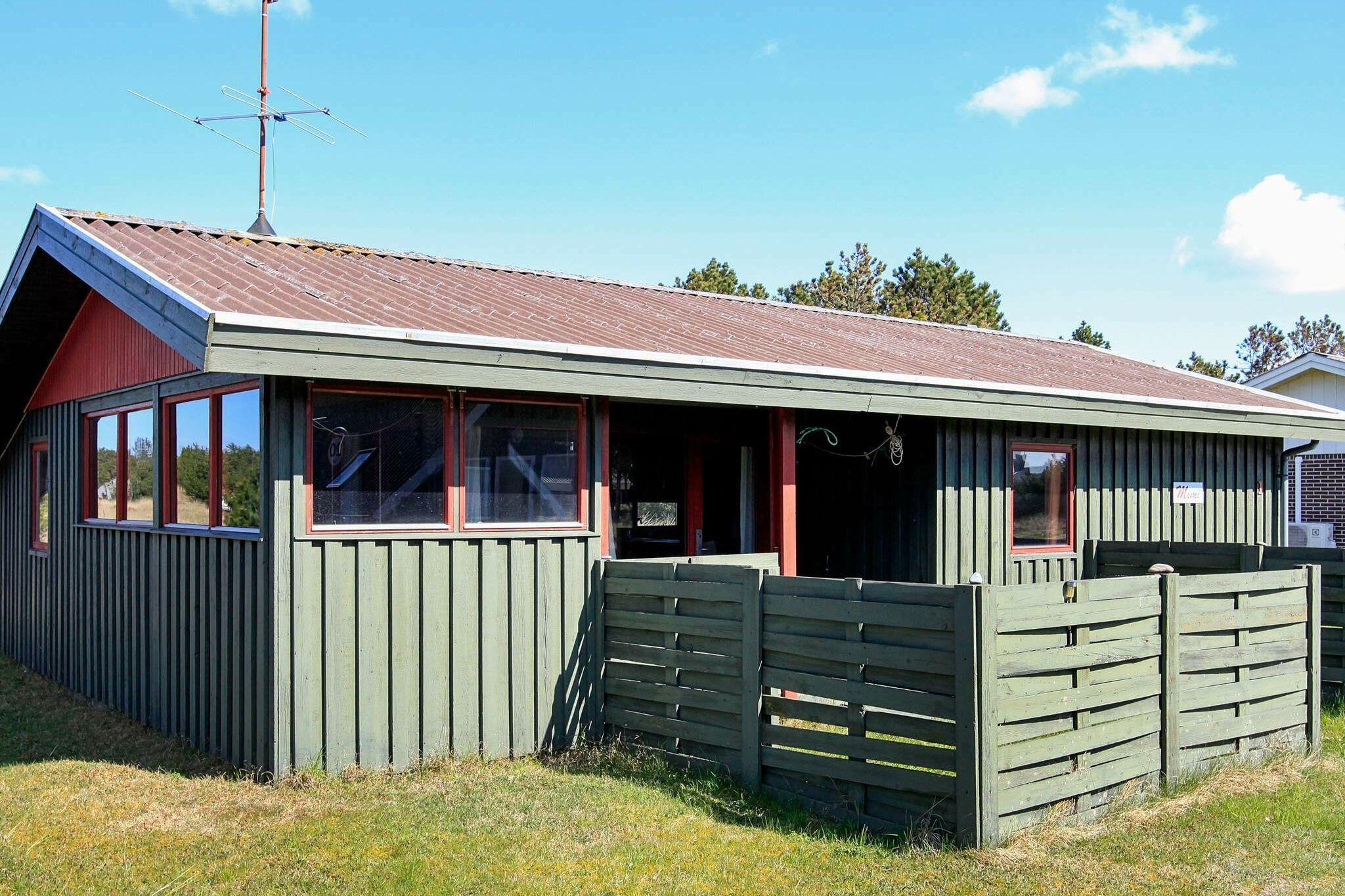 Sommerhus til 4 personer ved Thisted