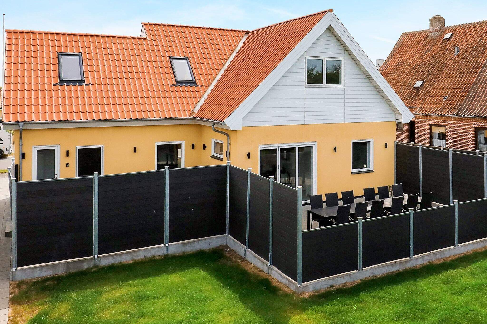 Sommerhus til 12 personer ved Skagen
