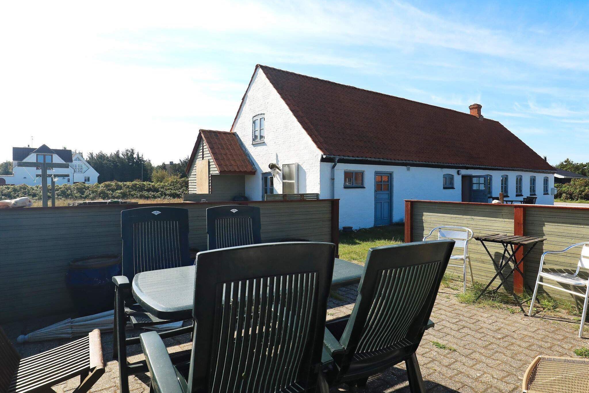 Sommerhus til 6 personer ved Frøstrup