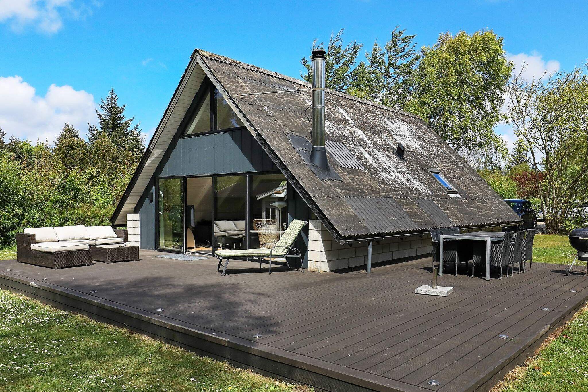 Sommerhus til 5 personer ved Spøttrup