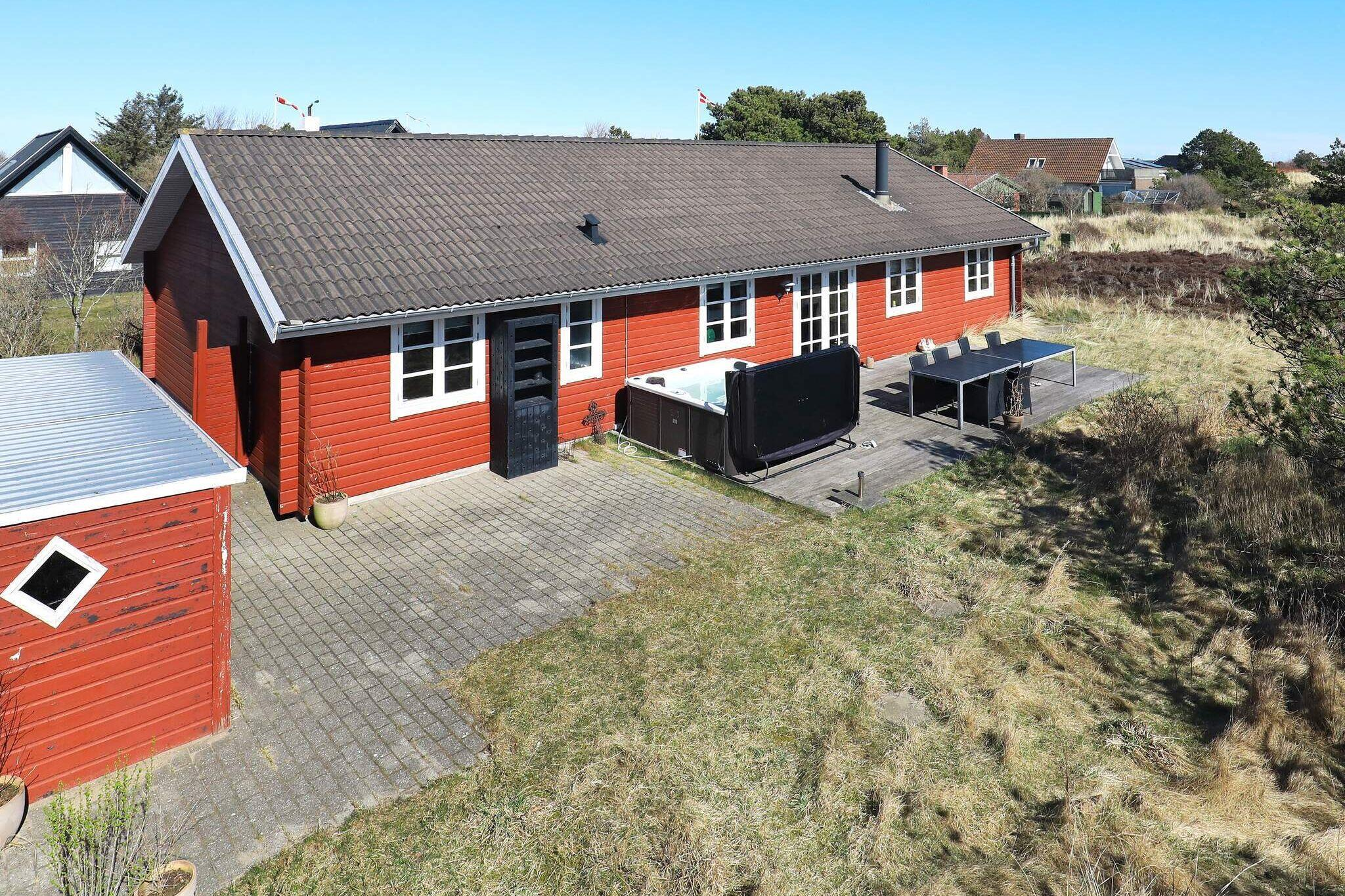 Sommerhus til 10 personer ved Skagen