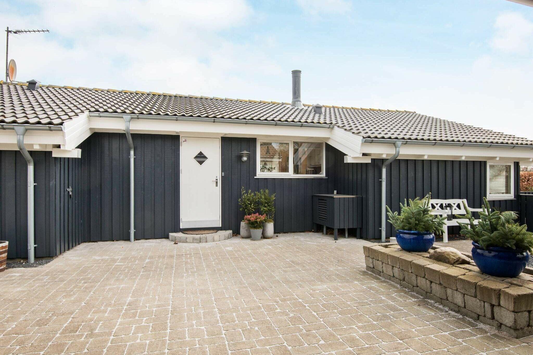 Sommerhus til 6 personer ved Ebeltoft