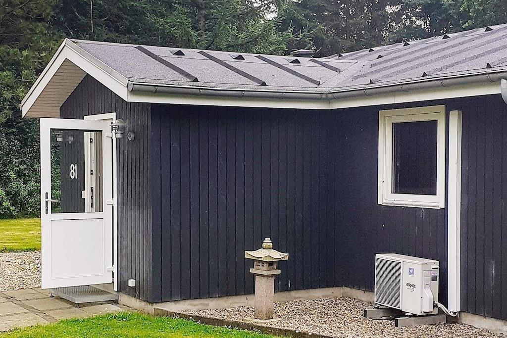 Sommerhus til 6 personer ved Herning