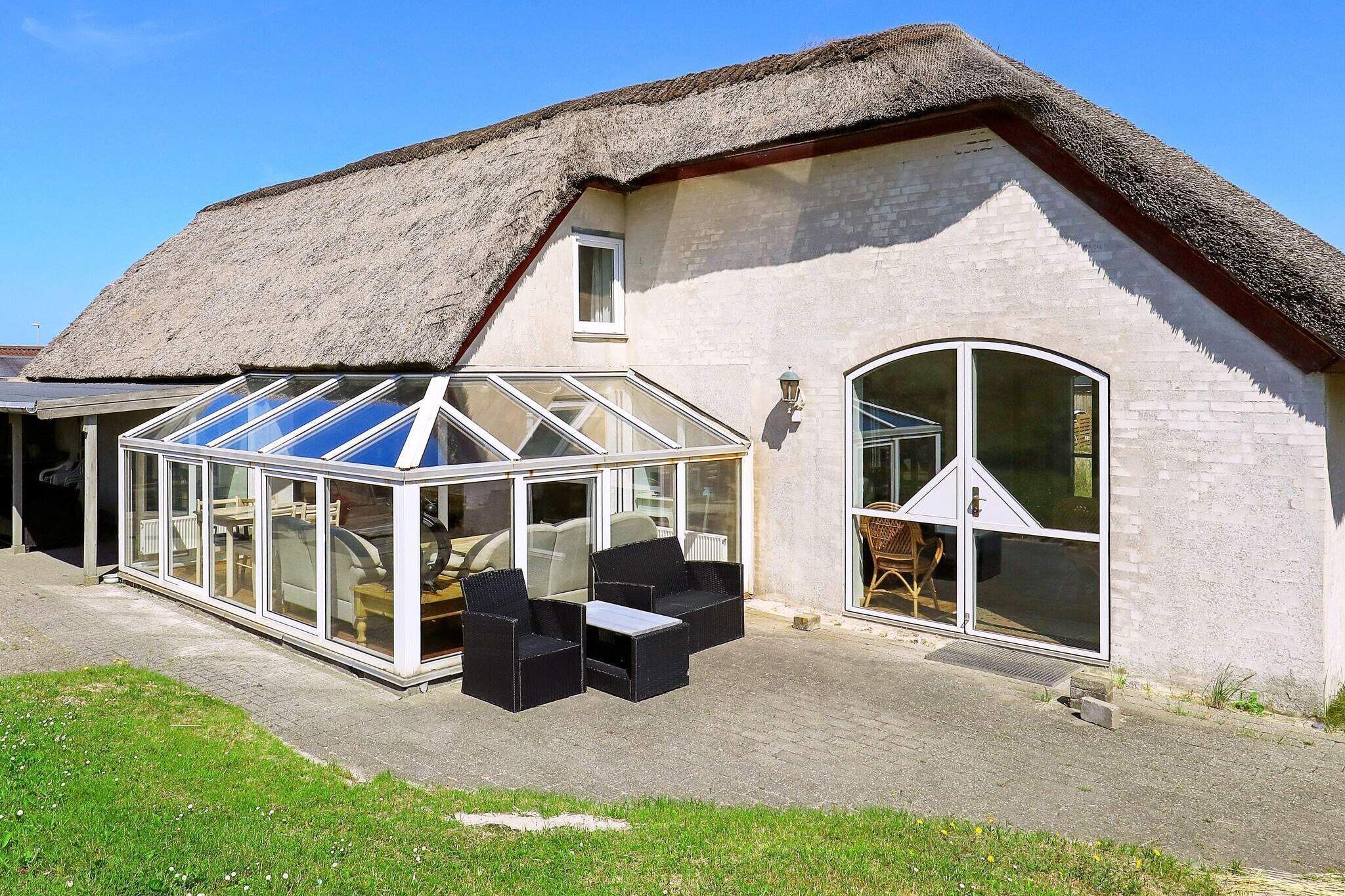 Sommerhus til 16 personer ved Ulfborg