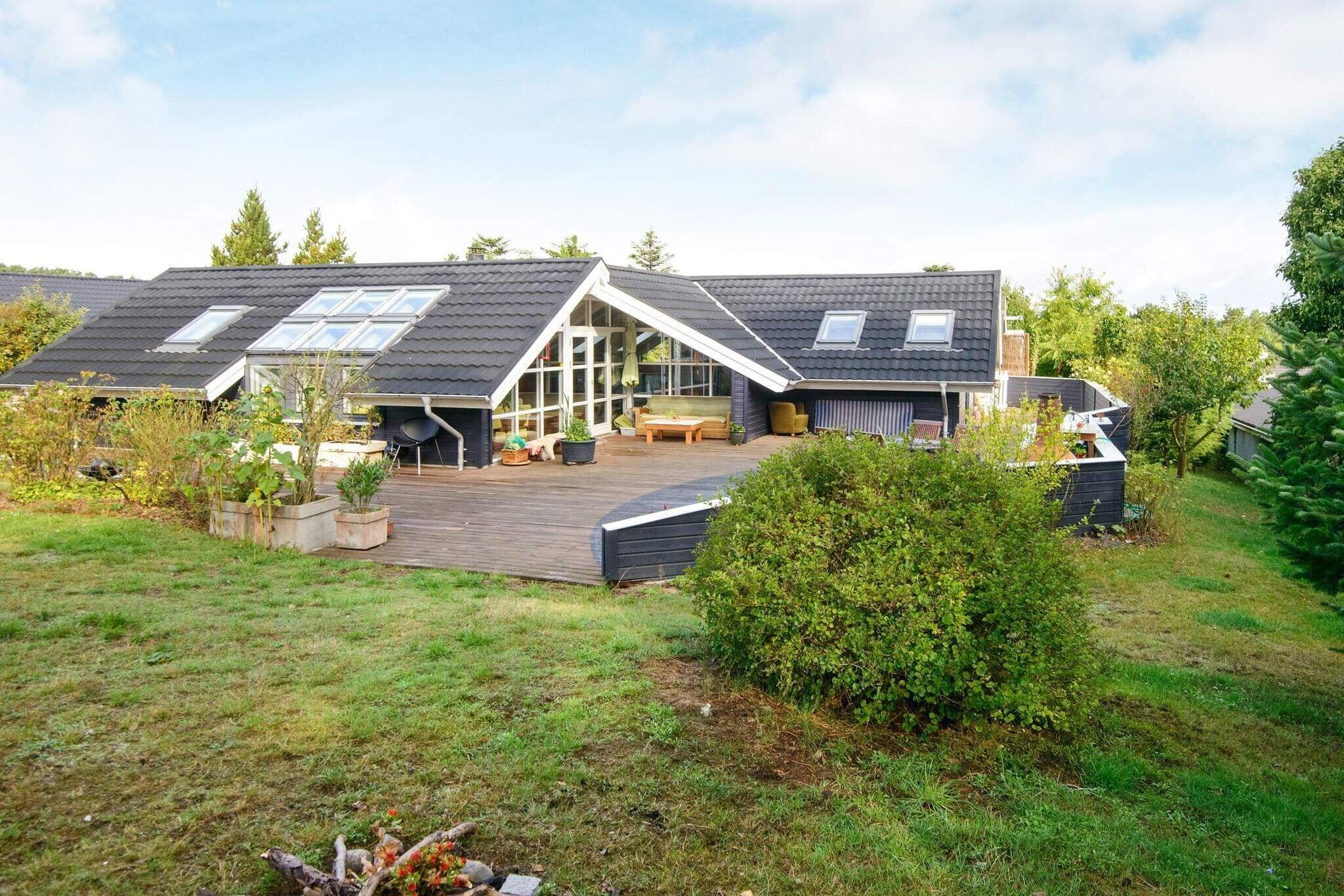 Sommerhus til 7 personer ved Ebeltoft