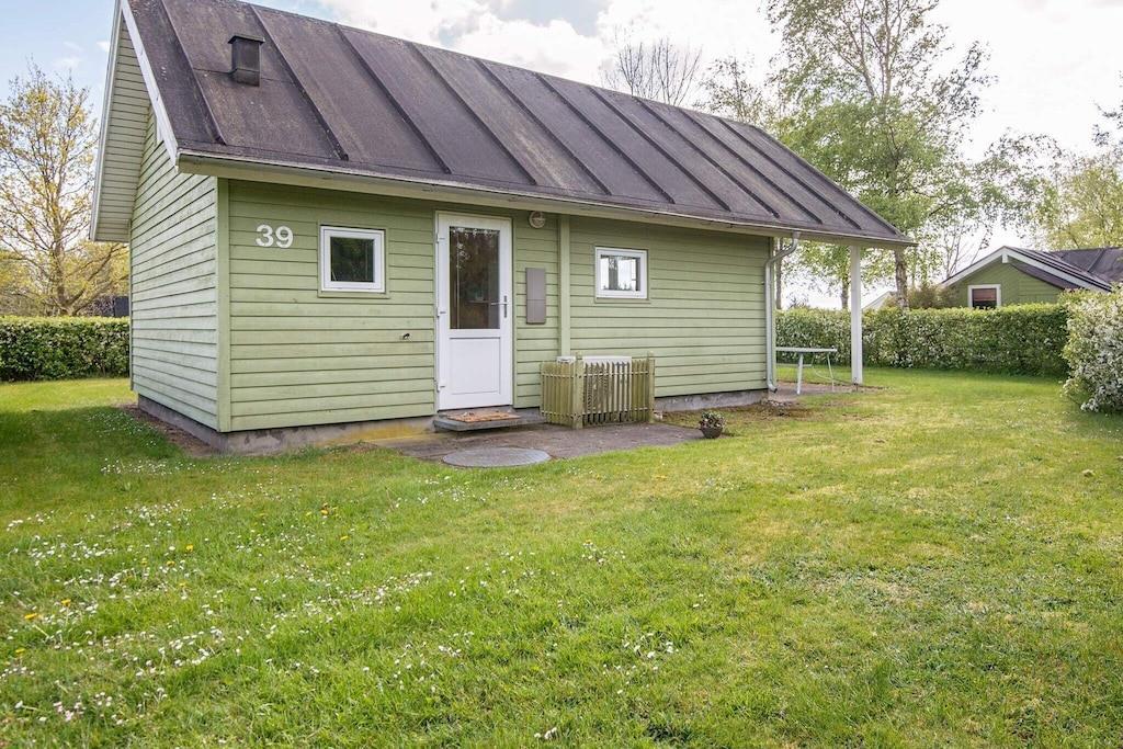Sommerhus til 4 personer ved Grindsted